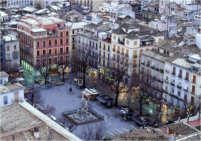 Praça-Bib-Rambla-granada