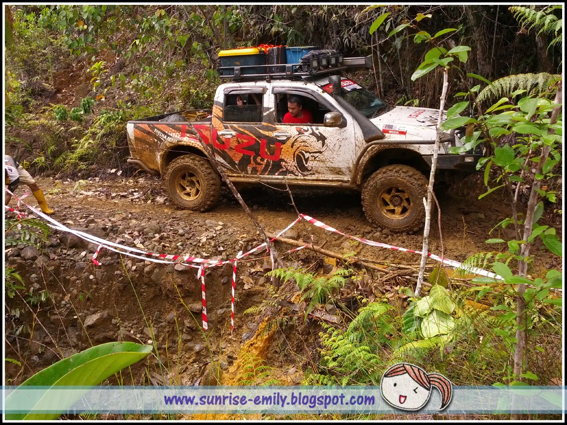 24th Borneo Safari International Off-Road Challenge (2014)