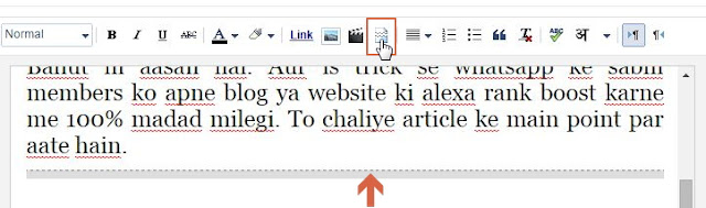 no of post showing less on blogger please solve the problem.