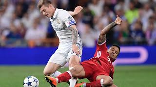 ريال مدريد يفوز علي بايرن ميونيخ في ملعبه و يقترب من نهائي الشامبيونز ليج