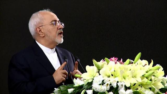 Canciller iraní critica a EEUU por violar pactos internacionales
