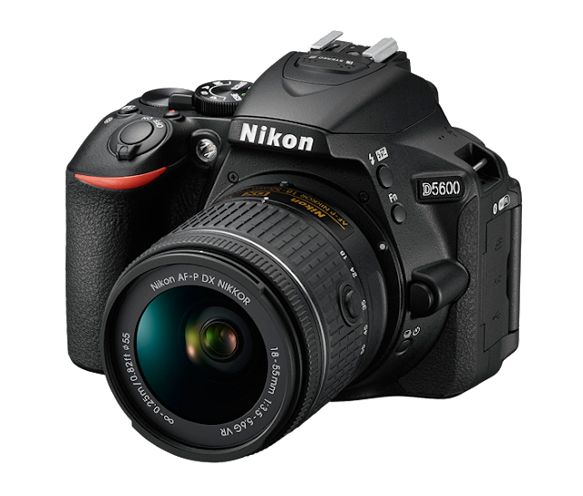 Download Software and Firmware Nikon D5600 DSLR Camera