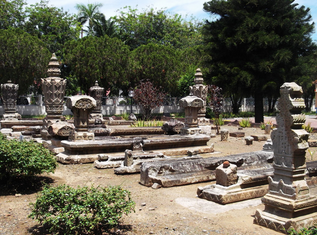 Makam Raja-Raja Aceh Keturunan Bugis