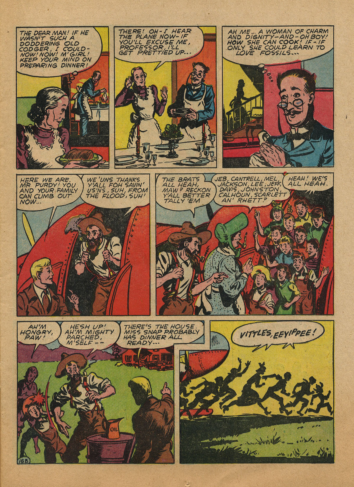 Read online All-American Comics (1939) comic -  Issue #31 - 23