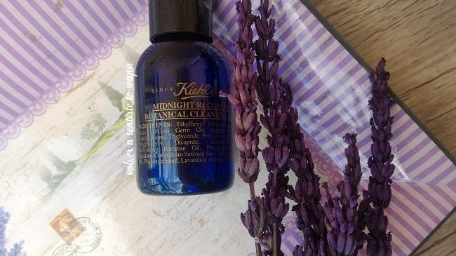 Aceite Limpiador Midnight Recorey Botanical Cleansing Oil de KIEHL'S
