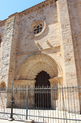Iglesia románica de Santa María Magdalena en Zamora