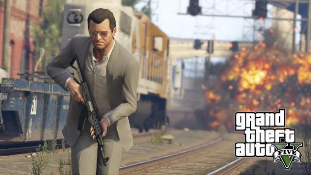 مبيعات لعبة GTA V تكسر جميع الحواجز و تواصل السيطرة عالميا على جميع الأجهزة ، ما السر وراء ذلك ؟
