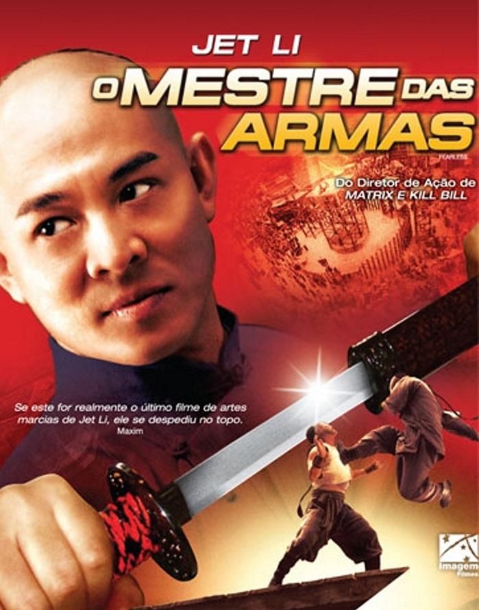O Mestre das Armas Dublado