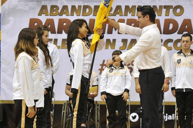 Jalisco tiene el mejor equipo de paralímpicos: Aristóteles