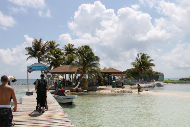 lasten kanssa Belizessä