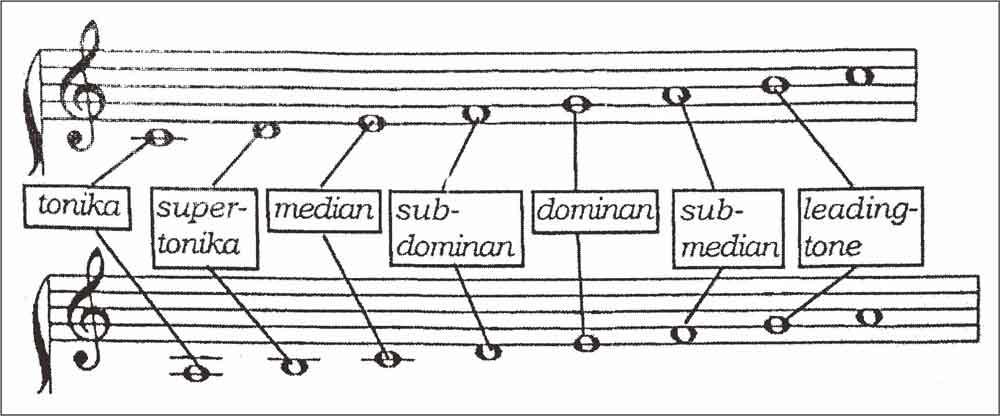 Mengenal Pola Birama, Pola Melodi, dan Tangga Nada dalam ...