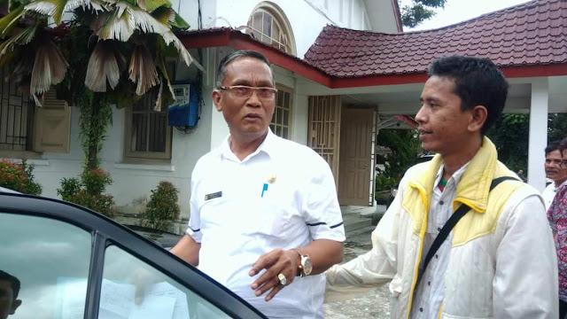 Ngotot Belum Lihat Rekomendasi KASN, Plt Sekda akan Panggil Kepala BKD Zainal Siahaan