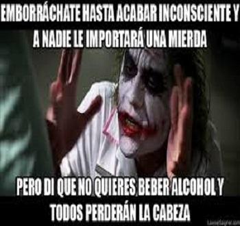 IMGENES BONITAS CON FRASES DE ALCOHOL GRACIOSASCHISTOSAS FOTOS