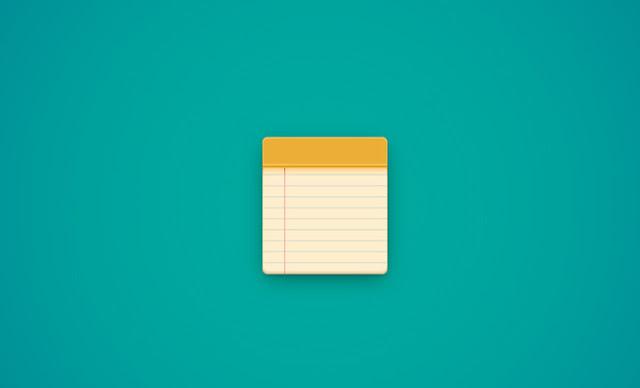 Cara Membuat Note Box Berwarna di Blog