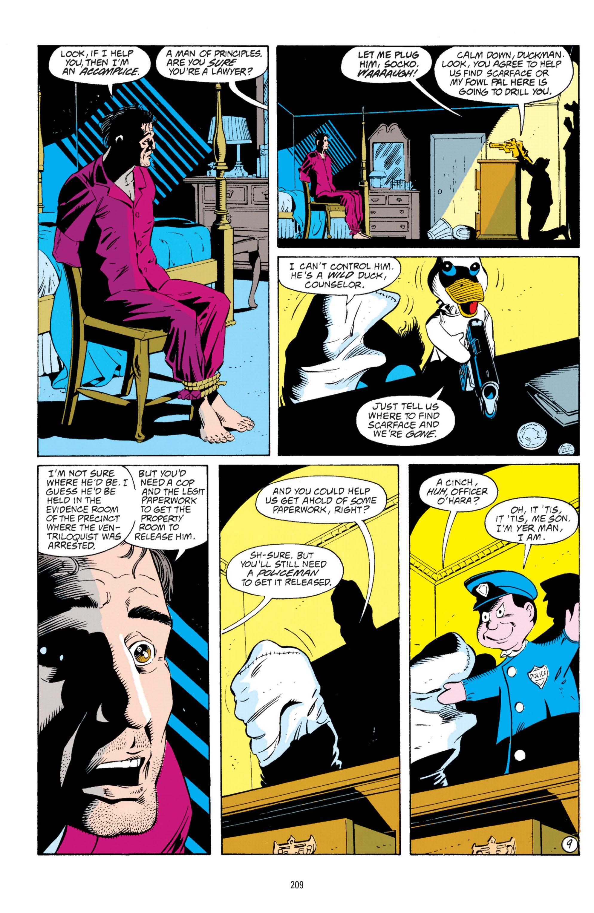 Detective Comics (1937) 661 Page 9