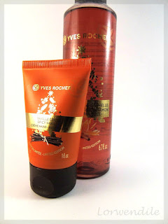 Collection de Noel - Yves Rocher