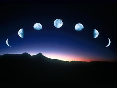 La fase de la lluna afecta la quantitat de pluja