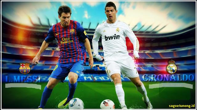 Perbandingan Prestasi dan Gelar antara Ronaldo dengan Messi - Sagoe Tunong