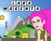 hologrape - Lara Magenta