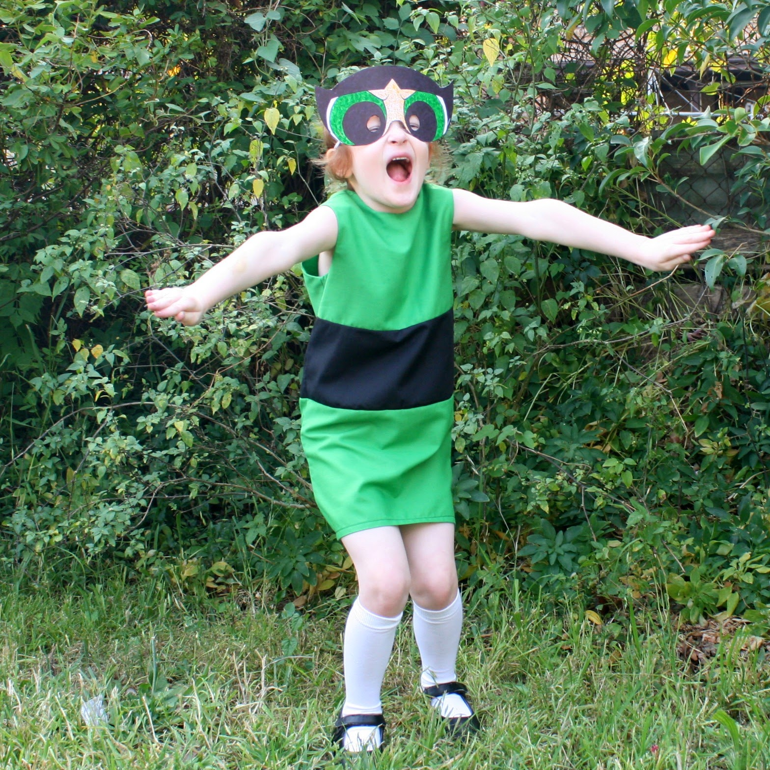 Amelie And Atticus Powerpuff Girls Halloween Costumes