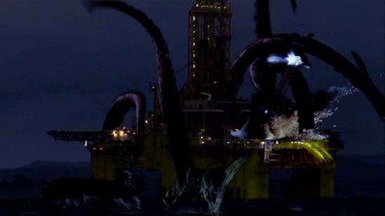giant octopus attacks man - photo #25
