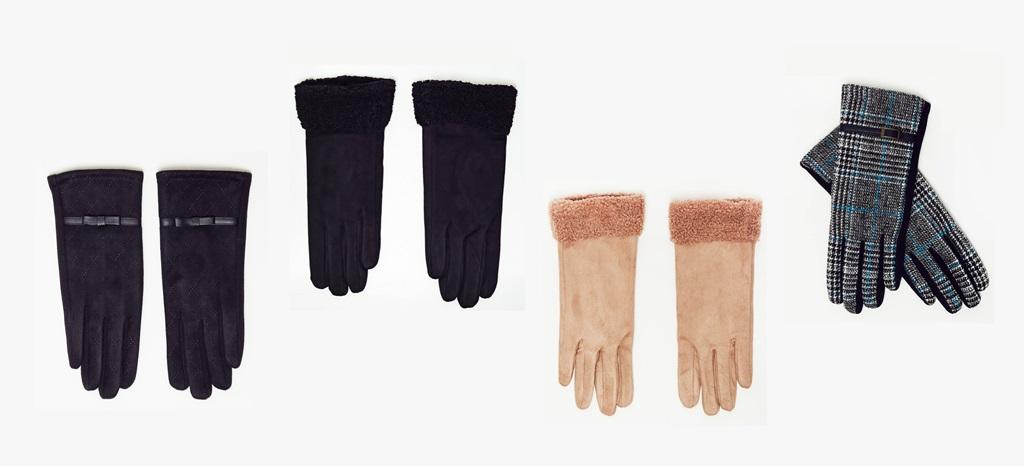 Rękawiczki dotykowe do smartfona Yups