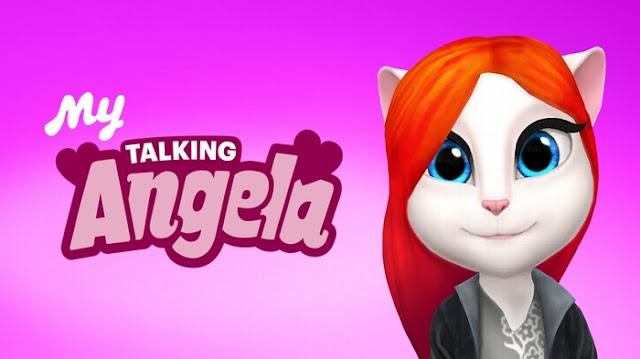 My Talking Angela v4.2.2.446 MOD APK