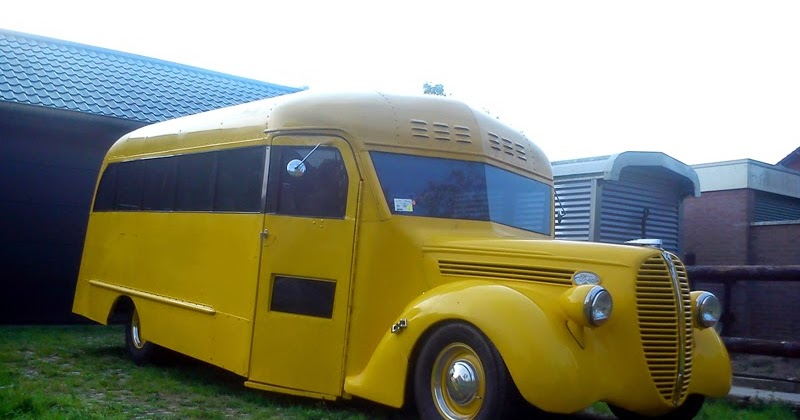 Hot Rod Schoolbus For Sale Kool Skool