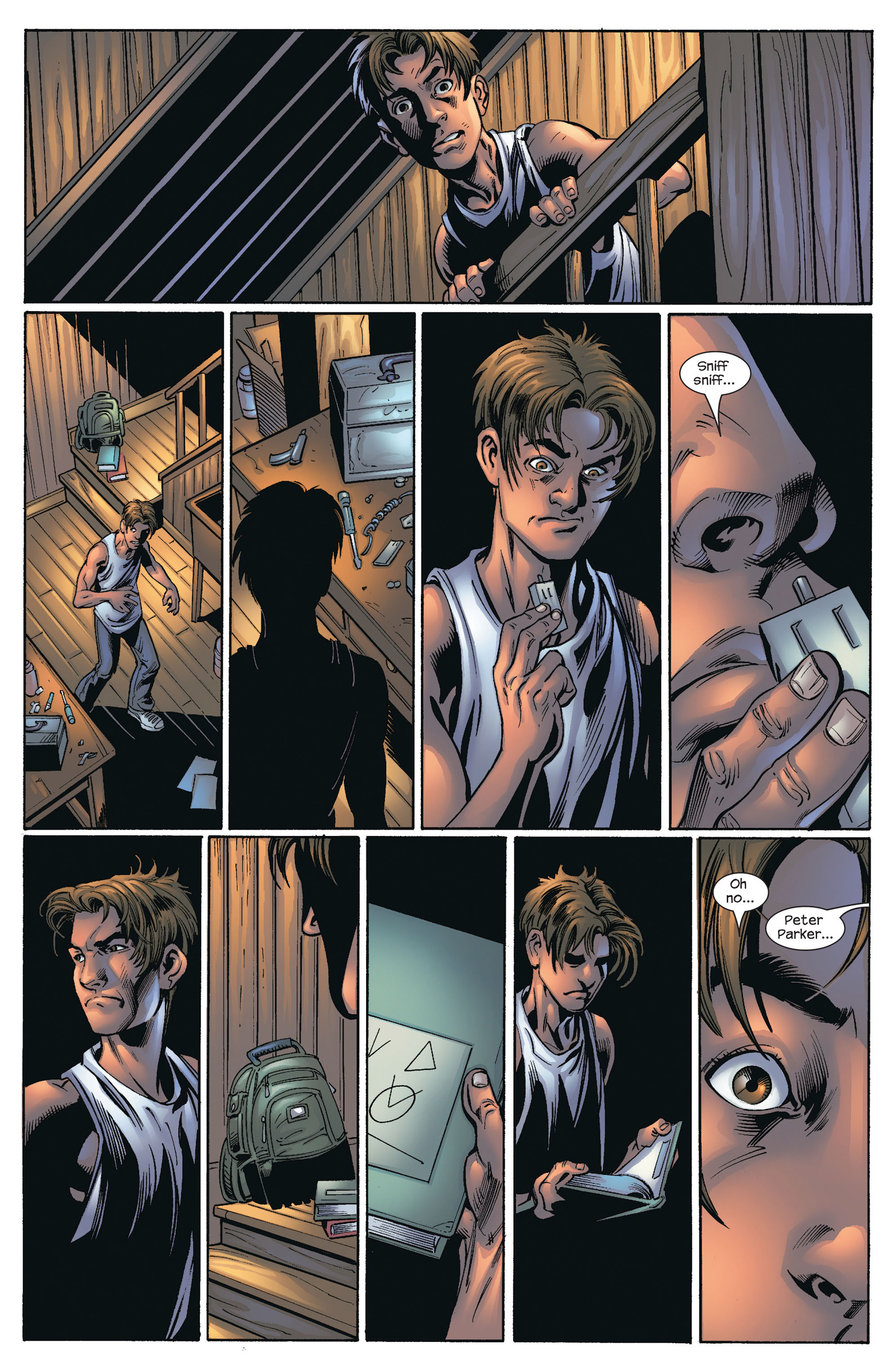 Read online Ultimate Spider-Man (2000) comic -  Issue #66 - 5