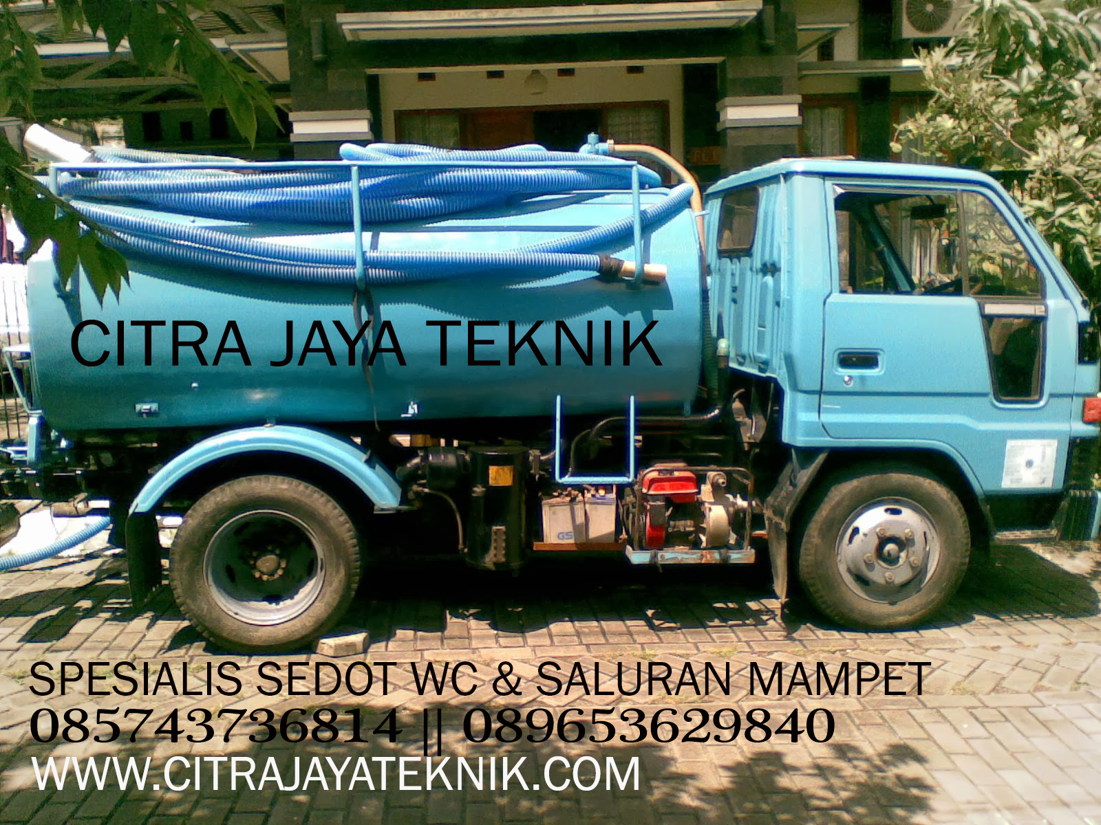 Jasa Sedot WC Area Yogyakarta