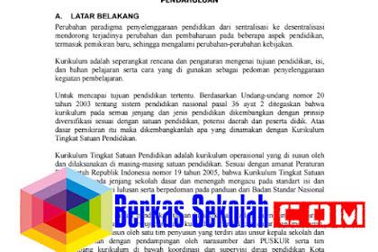 Dokumen 1 PAUD, TK, TPA, KOBER Kurikulum 2013 dan KTSP