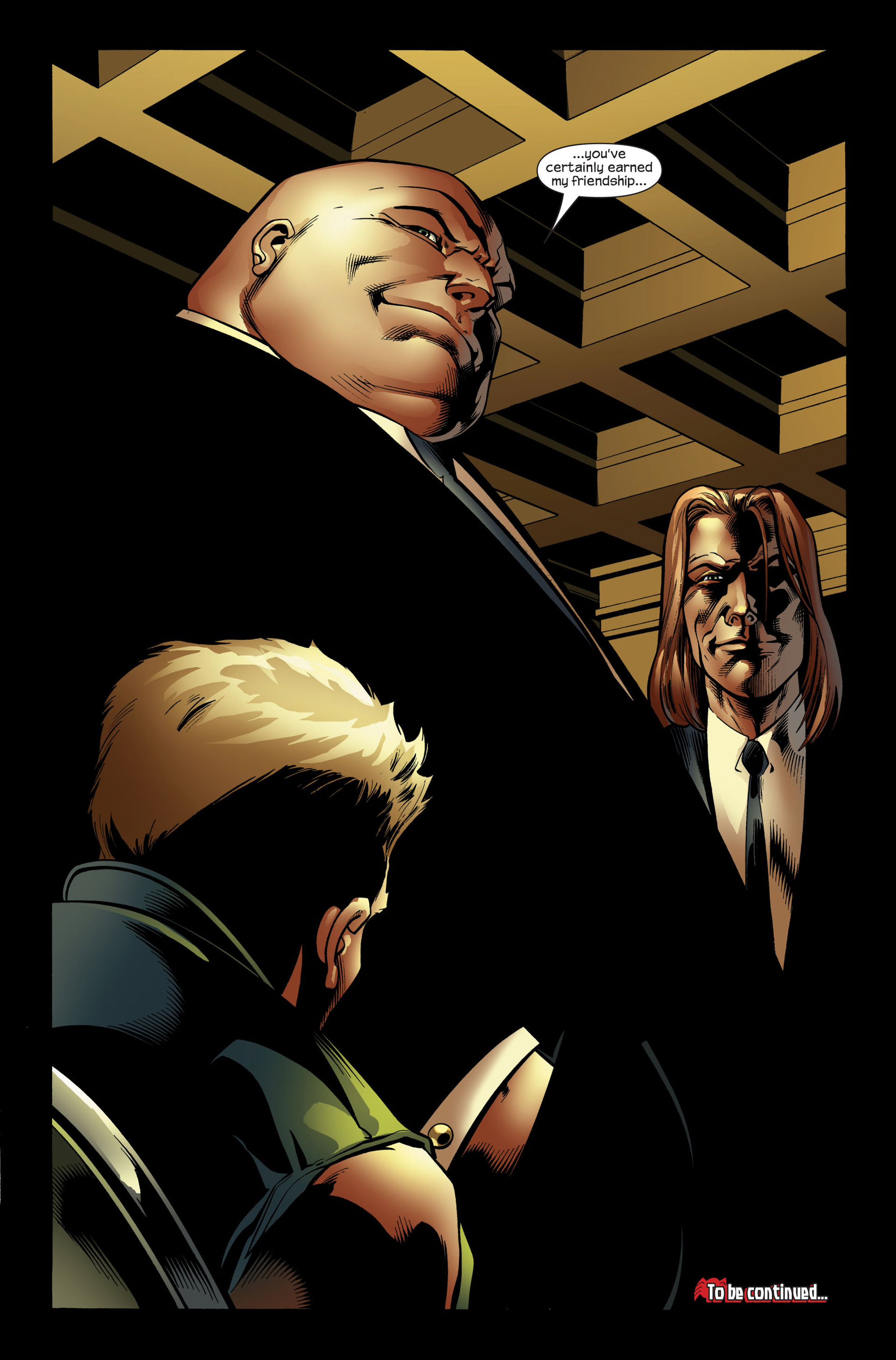 Read online Ultimate Spider-Man (2000) comic -  Issue #107 - 19