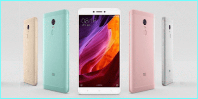 XIAOMI REDMI NOTE4X