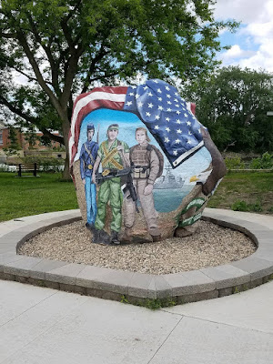Freedom Rock Tour - Butler County, Greene, Iowa