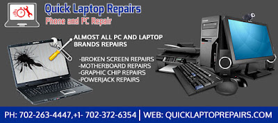 Quick Laptop Repairs