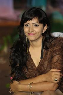 Actress Priyanka Rathod  Pictures in Short Dress at Love Cheyyala Vadda Movie Audio Launch  0018