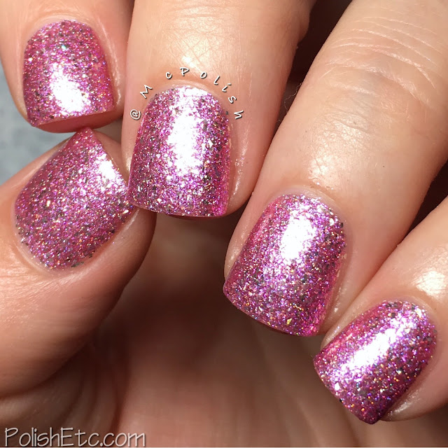 GlitterDaze - Escape to Paradise Collection - McPolish - Let's Have a Waikiki