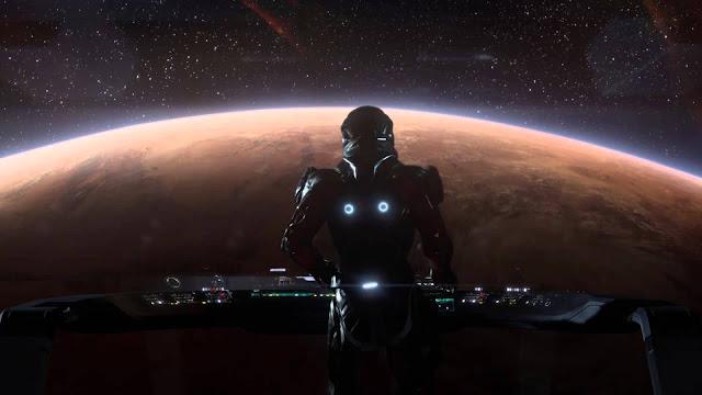 Increíble nuevo vídeo de Mass Effect Andromeda