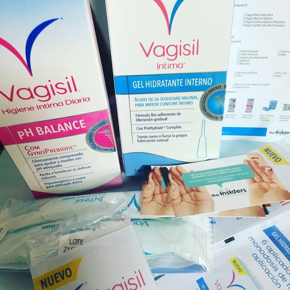 90420c0260cd Gel Hidratante Interno VAGISIL Intima  InsidersVagisil contra la SEQUEDAD  VAGINAL