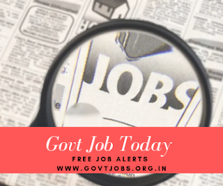 Govt Job Today, Government Jobs, Sarakari Naukari,Centeral Govt Jobs, State Govt Jobs, bank Jobs