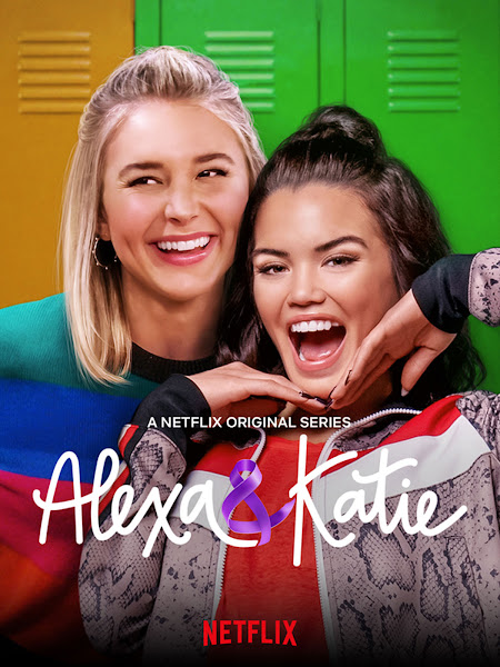 Alexa & Katie Season 4 Dual Audio [Hindi-DD5.1] 720p HDRip ESubs Download