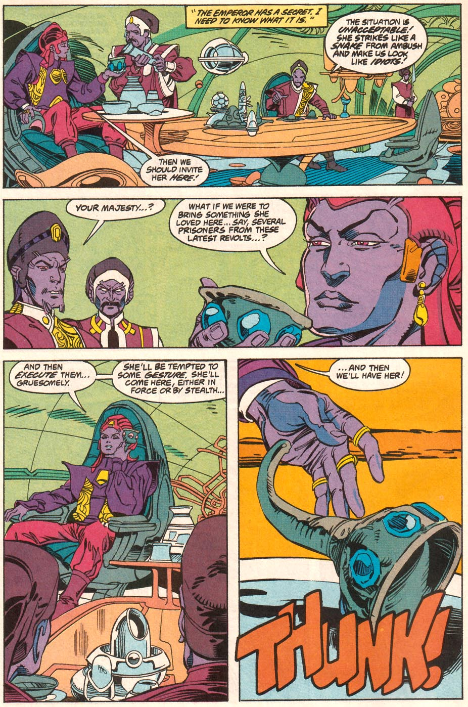 Read online Wonder Woman (1987) comic -  Issue #70 - 9