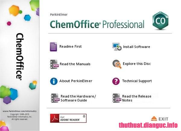 Download ChemOffice Professional 18.0.0.231 Full Cr@ck
