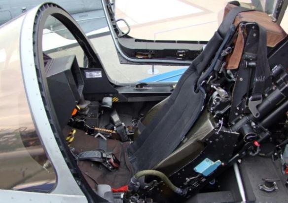 Dassault Rafale cockpit