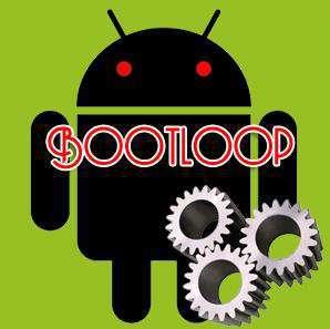 Android Smartphone Bootloop