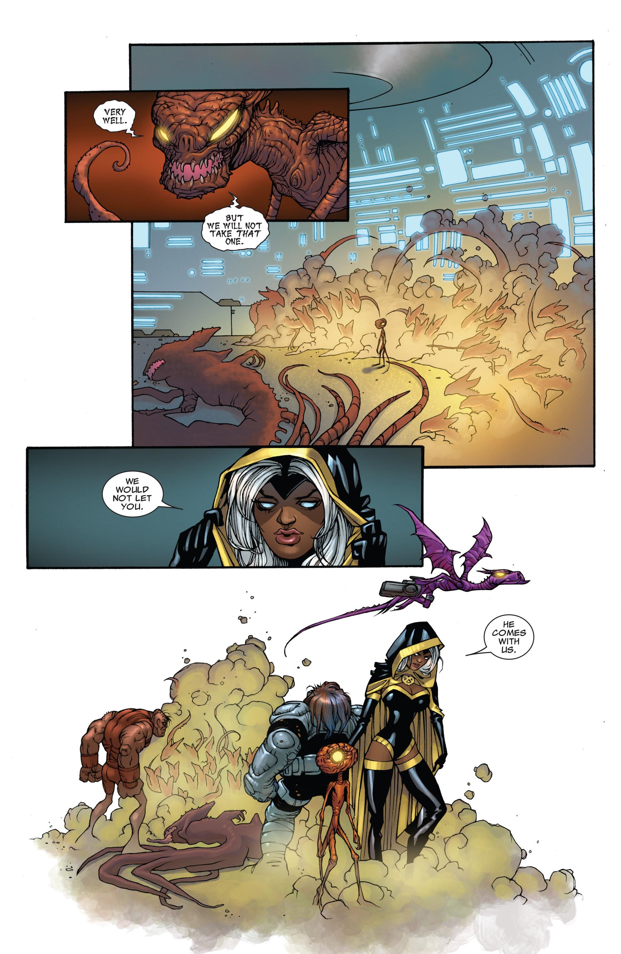 Read online Astonishing X-Men (2004) comic -  Issue #42 - 17