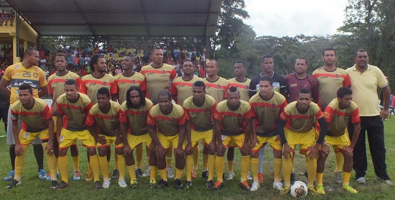 4c22570060 O São Bento ficou com o título inédito de campeão da 1ª Copa o Macucão de  Futebol Amador de Buerarema