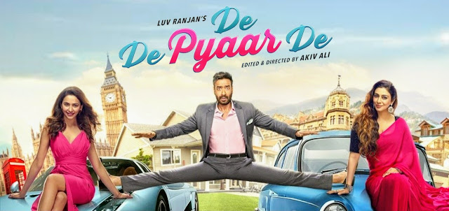 De De Pyaar De (2019) Hindi HQ PreDVDRip x264