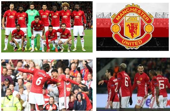 Jadwal Manchester United Kompetisi Liga Inggris Musim 2016-2017