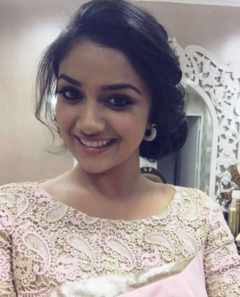 Hottest Images of Indian Actress Keerthi Suresh